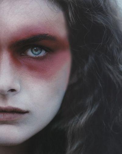Red eye.