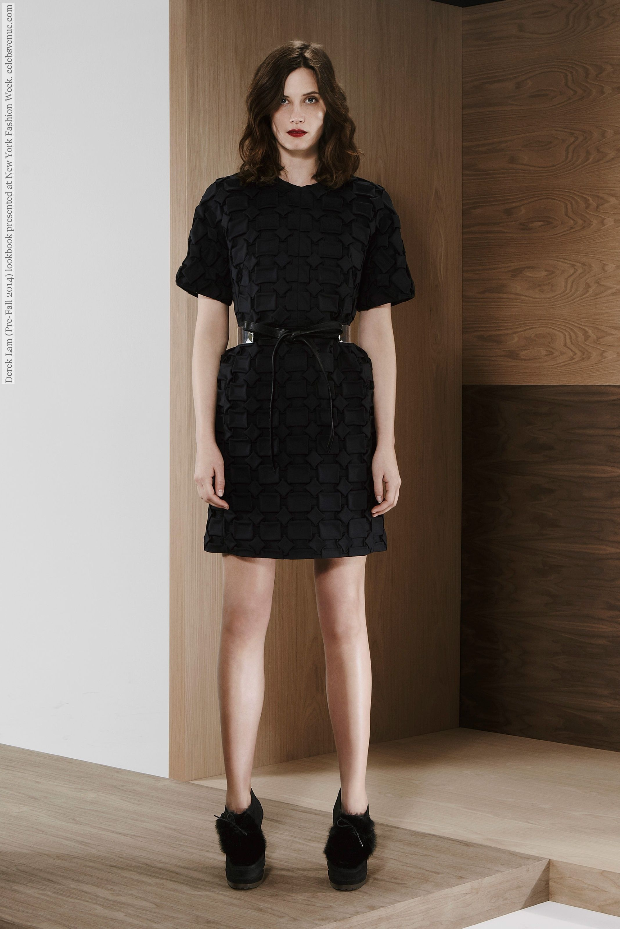 pictures Derek Lam FallWinter 2014-2015 Collection – New York Fashion Week
