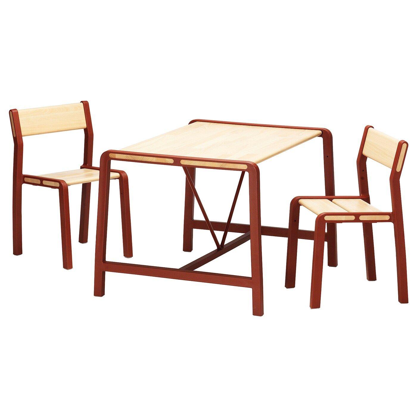 Ypperlig Kindertisch Mit 2 Stuhlen Kindertisch Ikea Und Stuhle