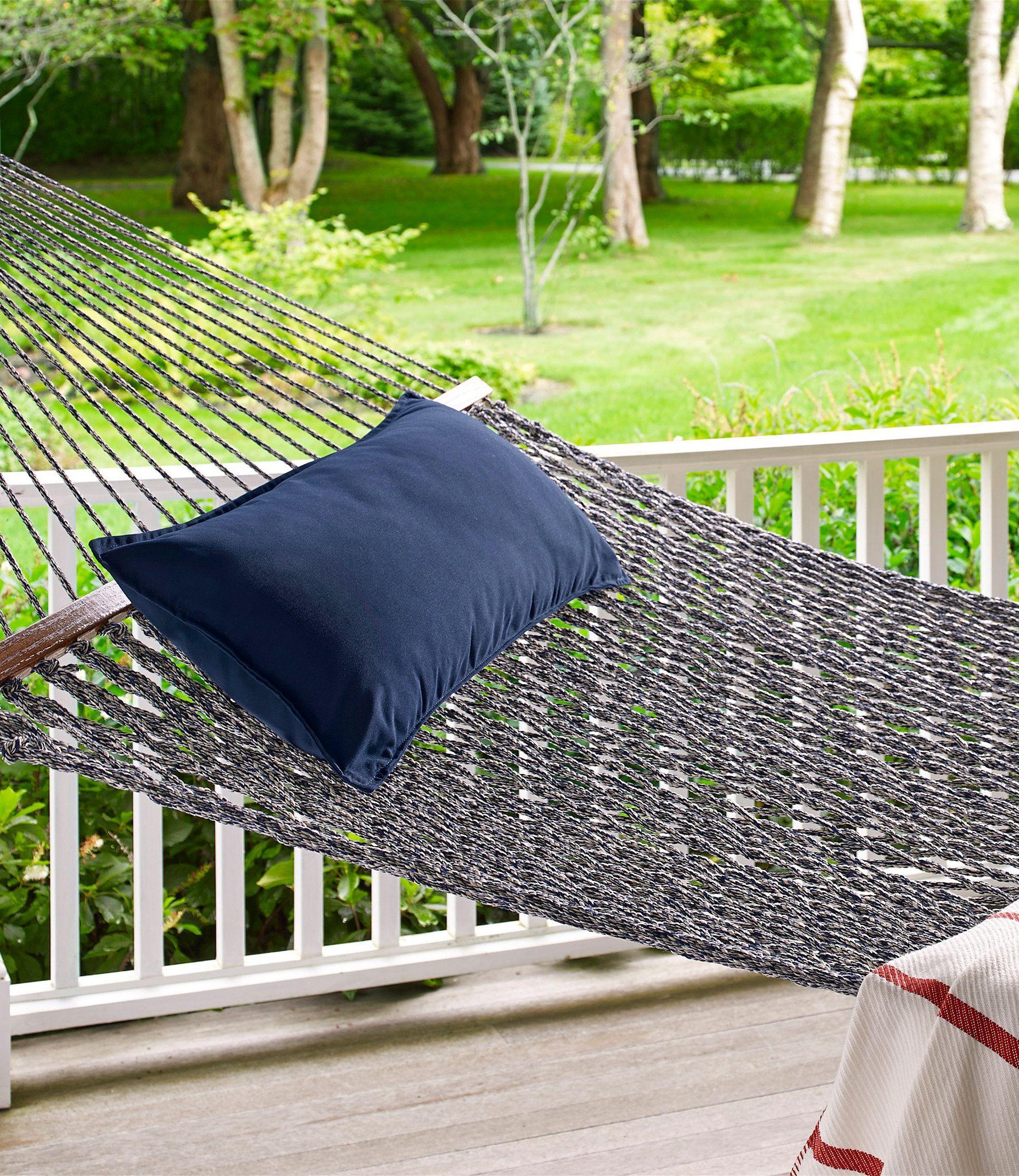 Backyard DuraCord Hammock, Marled Hammock, Outdoor