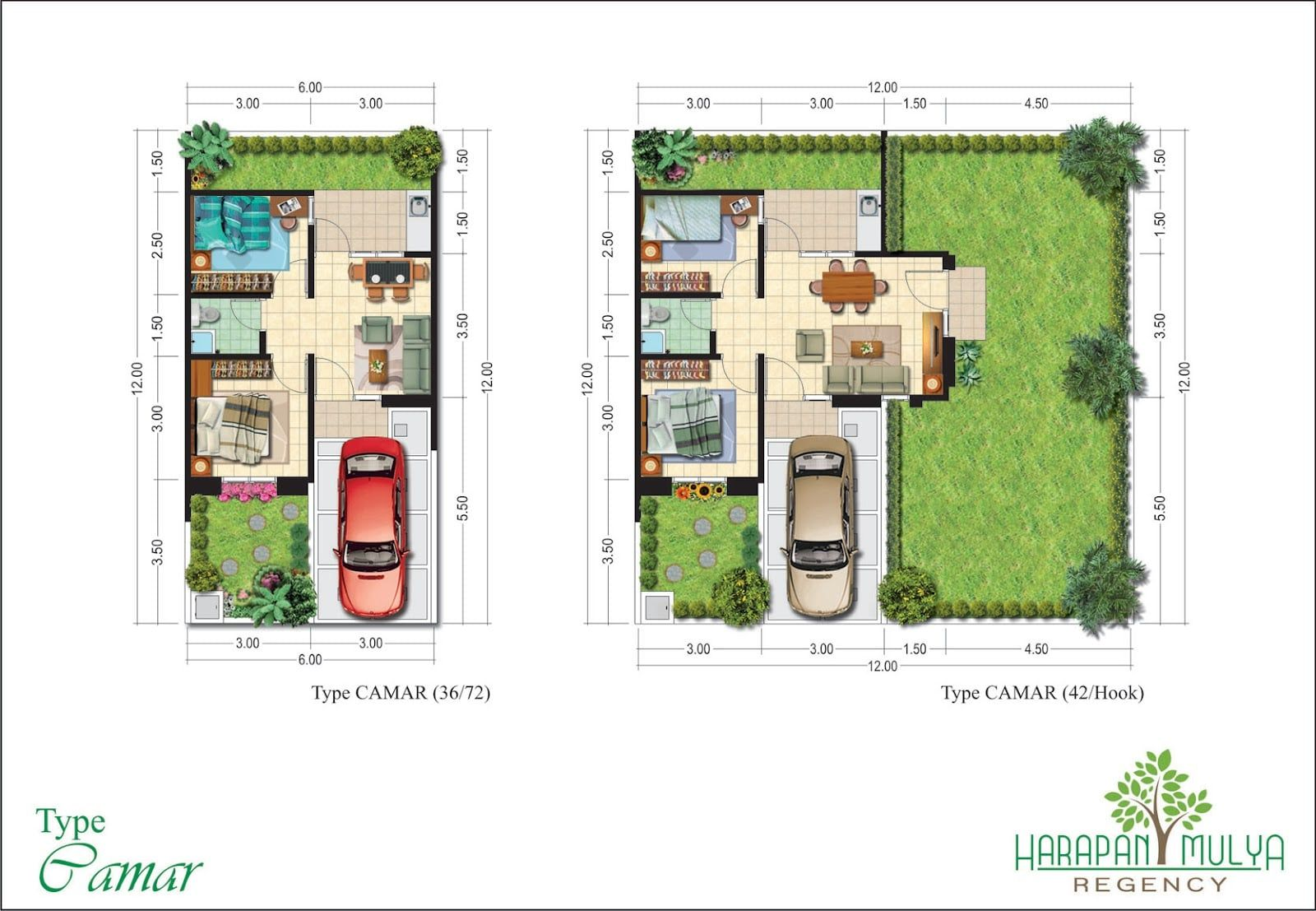Desain Rumah Minimalis 2 Lantai Type 36 90 - Content