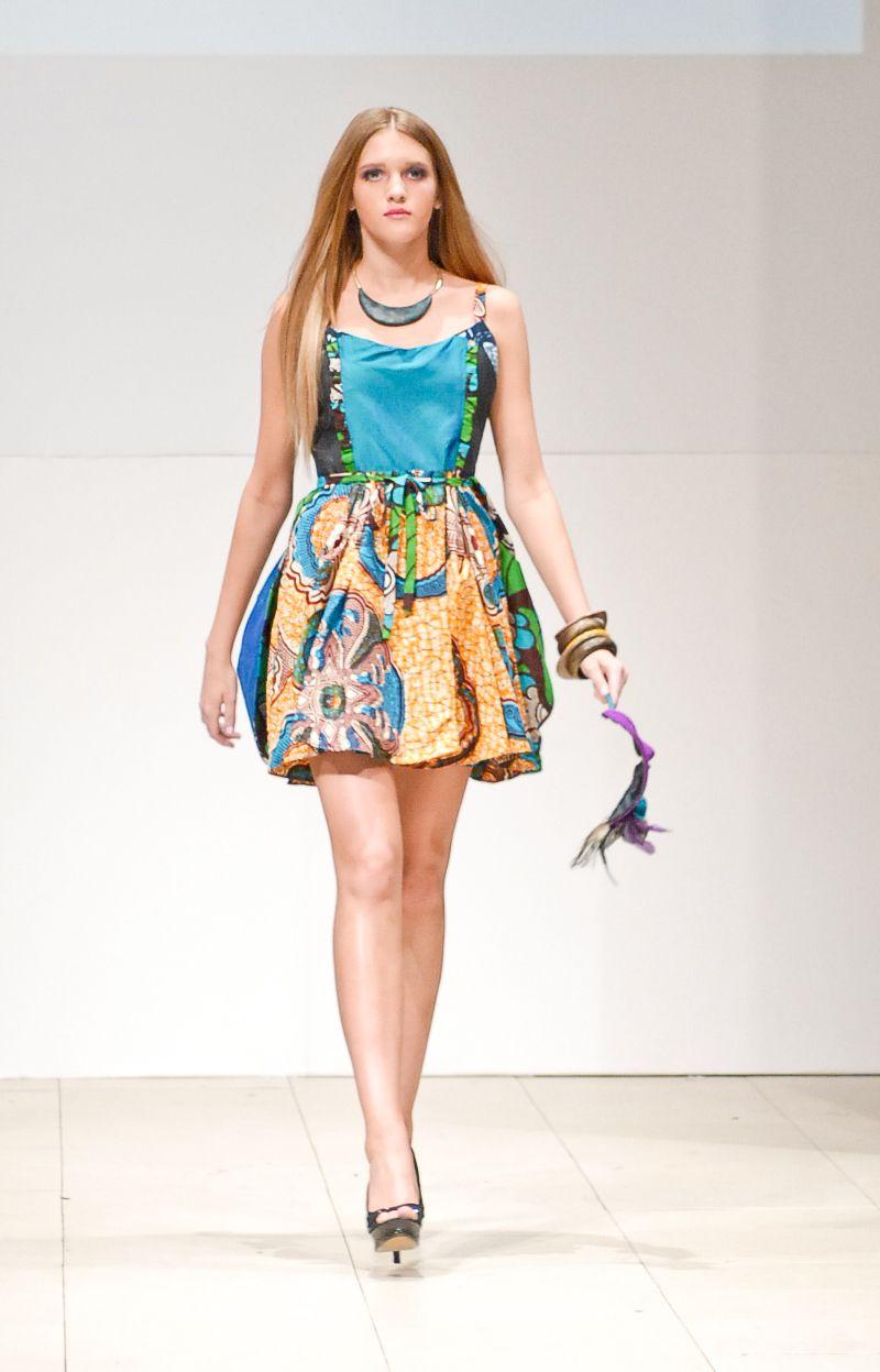 Hennaflower : Africa Fashion Week in New York