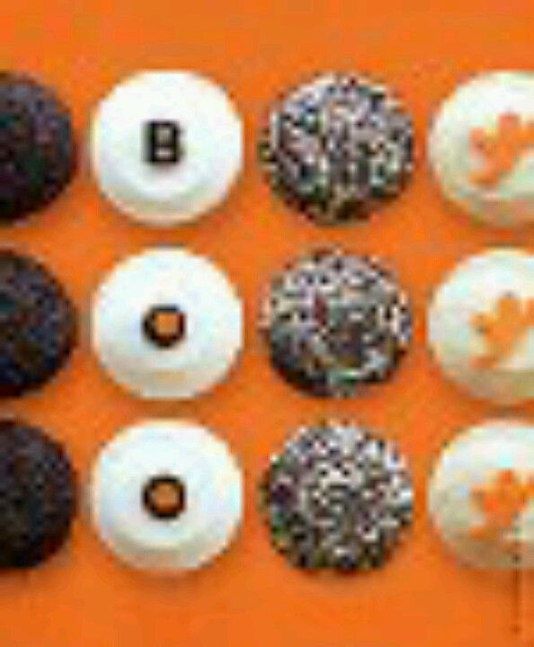 Sprinkle Cupcakes....