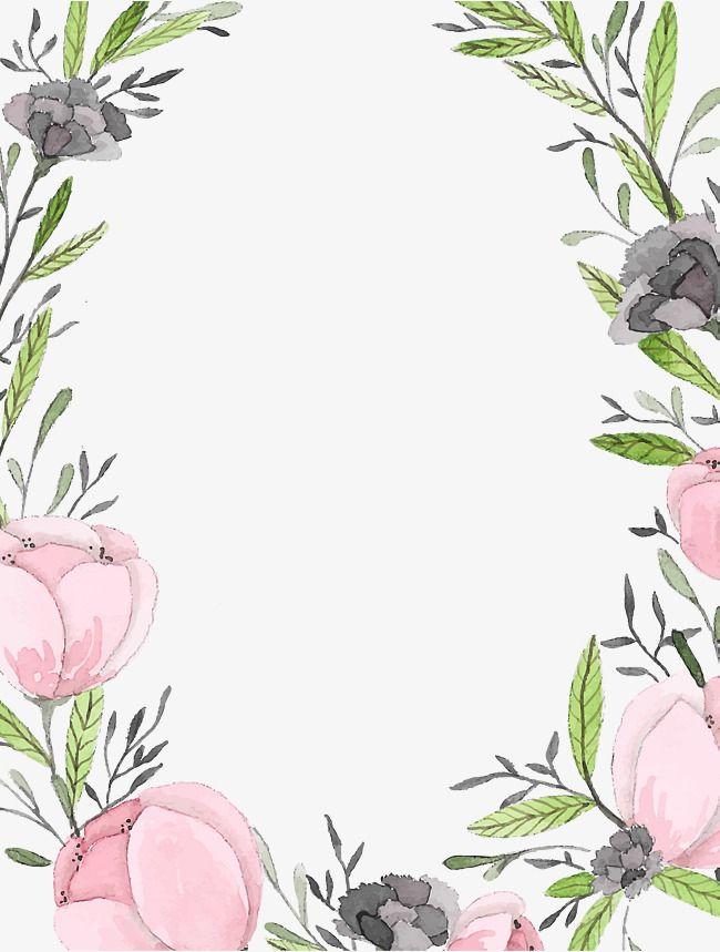 Quadro Pintado à Mão Flor, Simples E Elegante, Flor, As ...
