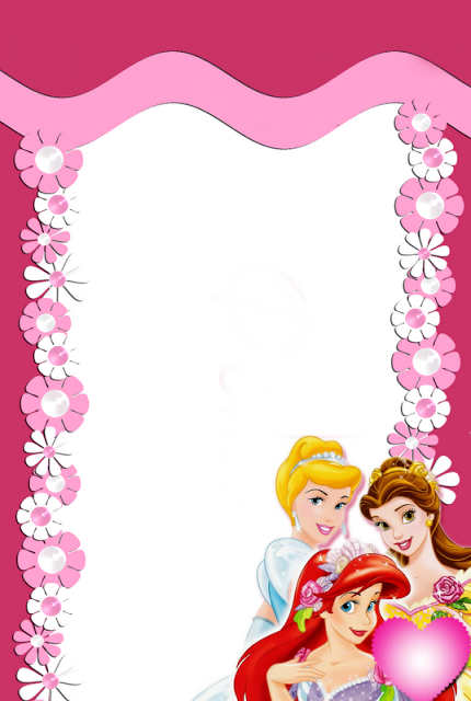 Princesas Disney: imprimibles gratuitos. | Ideas y material gratis ...