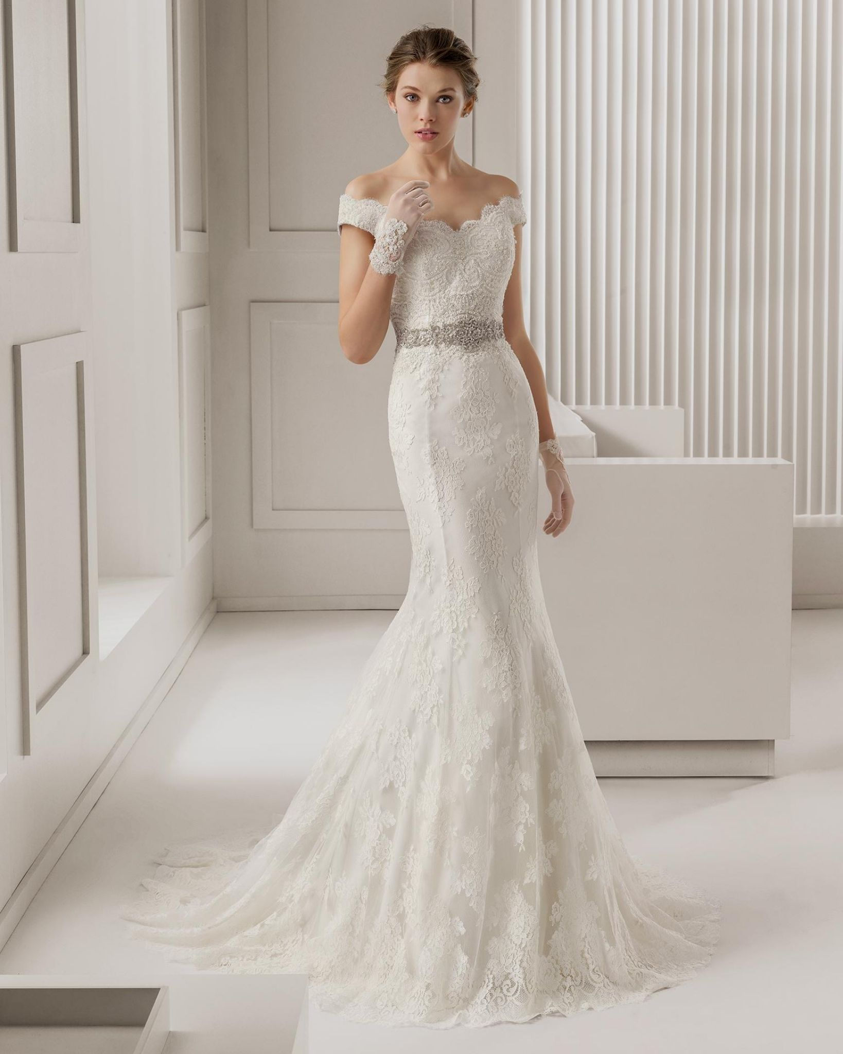 Wedding Dress Off The Shoulder Lace   Dressy Dresses For Weddings Check  More At Http: