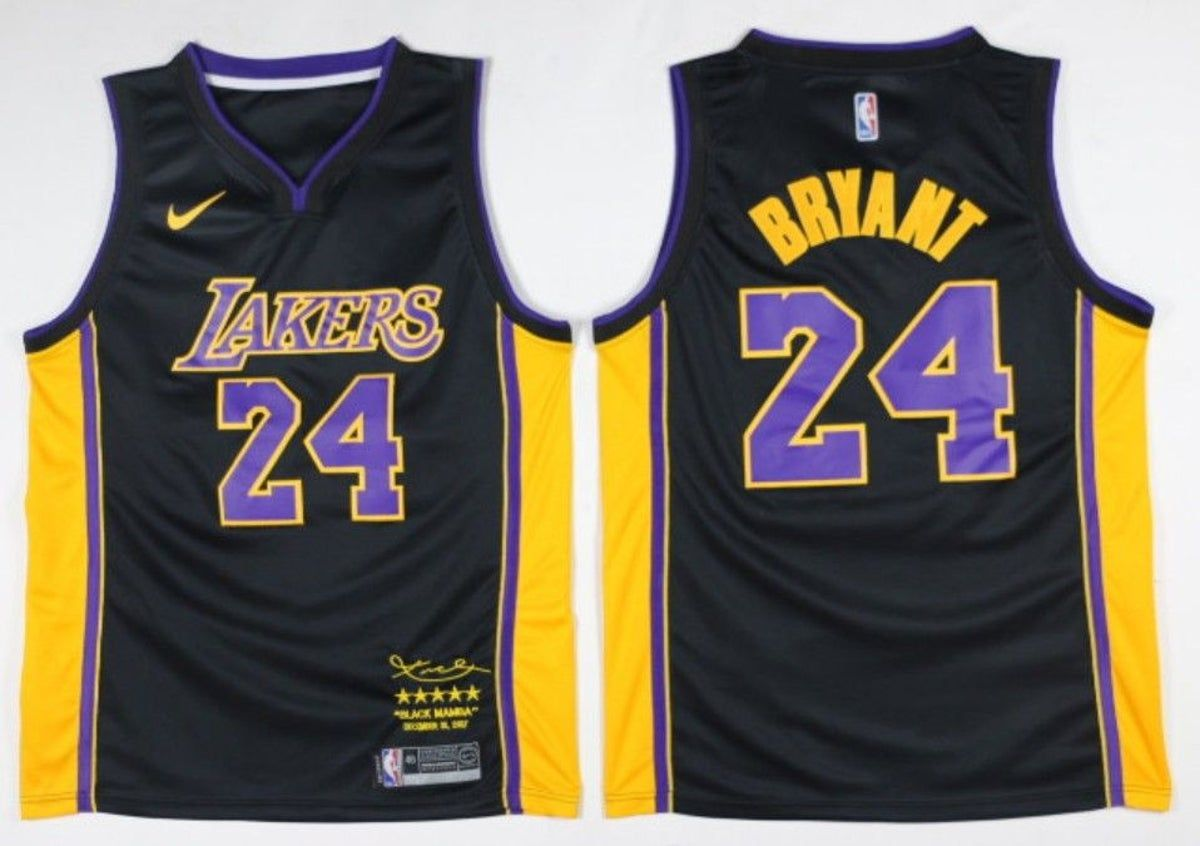 Jersey In 2020 Kobe Bryant Los Angeles Lakers Jersey