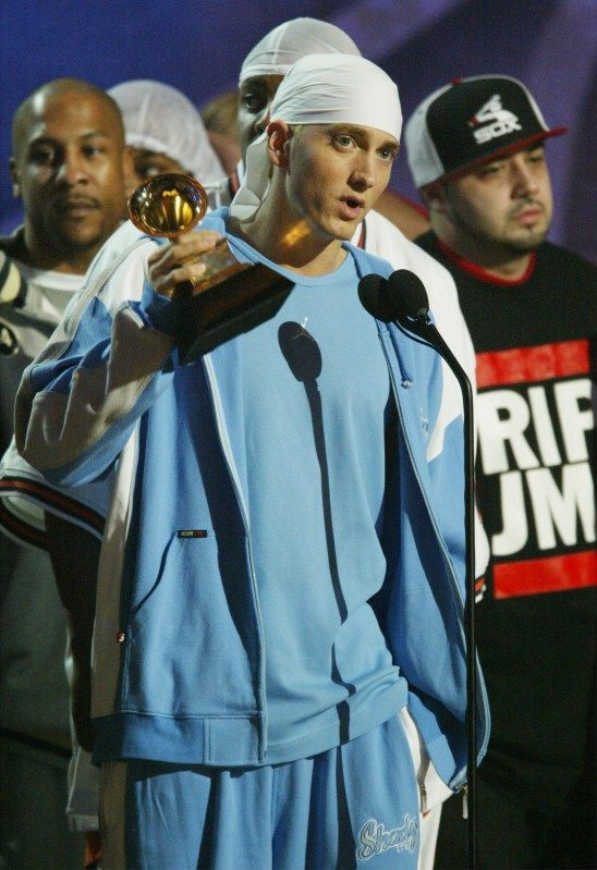 Eminem music award