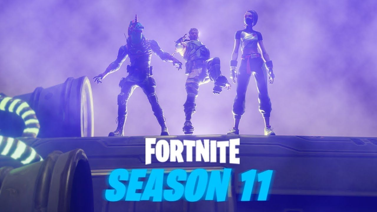 Fortnite Season 11 Fortnite Season 11 Fortnite Seasons