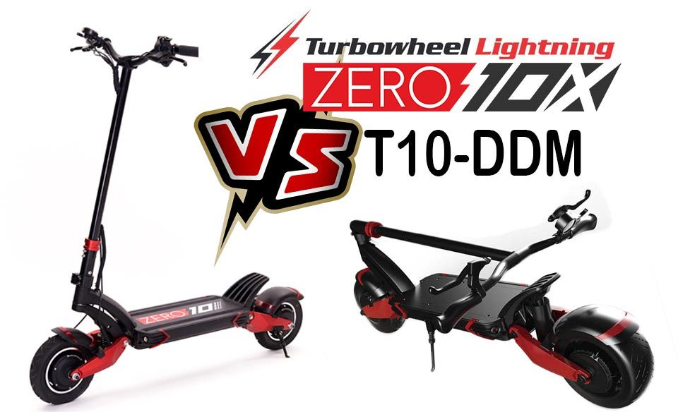 Turbowheel Lightning Vs Zero 10x Vs T10 Ddm Review Comparison
