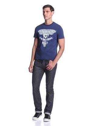 178f9fbdcf73 73% OFF GF Ferre Men's A Safe Journey T-Shirt Mens Clothing Styles,
