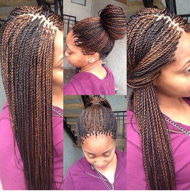 Microbraids Braids Xpression Twist Braid Hairstyles Twist Hairstyles Hair Styles