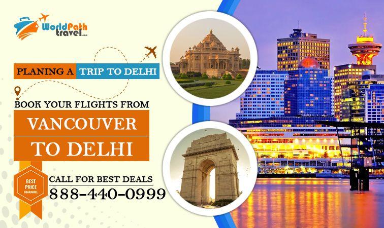 Best offers on #flightstoIndia. Pack your bags and get ready for your #traveltoindia at affordable price. Grab these #bestflightdealstoIndia. Don't miss out the unbeatable offers by #worldpathtravel.  Call:  +1-888-440-0999  #bestdealstoindia #ExploreIndia #TriptoIndia #SpecialDiscounts #CheapFlightstoindia #CanadatoIndia