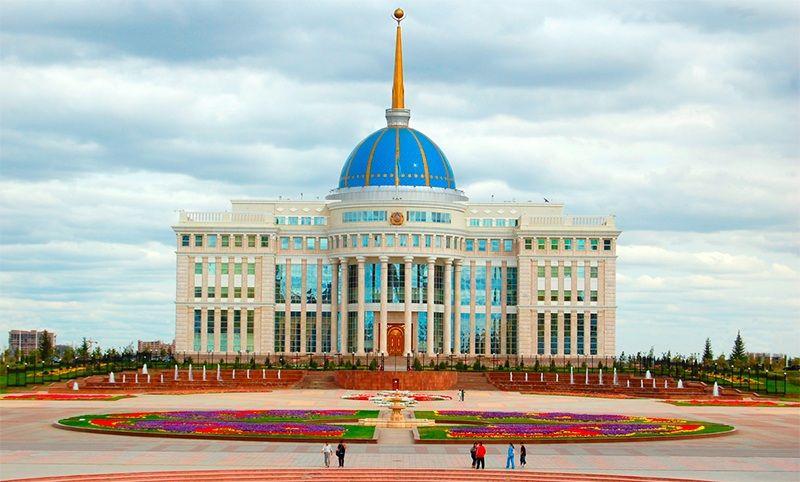 بالصور أضخم وأفخم قصور الرئاسة حول العالم التحرير الإخبـاري قصر أركادا بكازاخستان وهو مقر الإقامة الرسمي Astana Kazakhstan Astana Futuristic Architecture