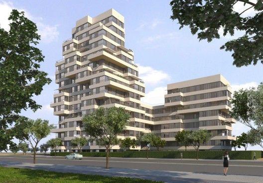 Edificio Greenspire, Madrid / builla miguel garzón arquitectos
