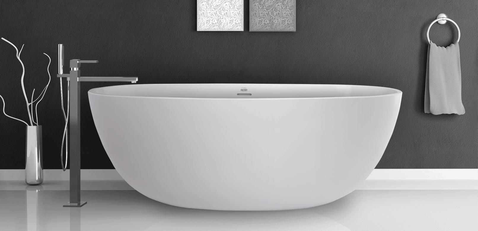 Freestanding Tub With Grab Bar Google Search Hydro Systems