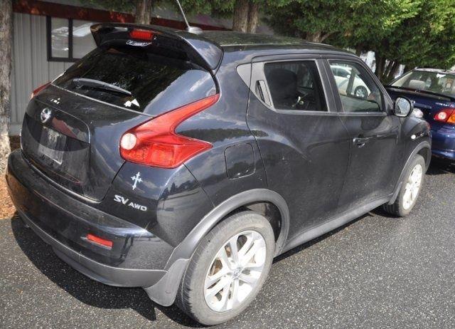 Used 2011 Nissan Juke In Harrisonburg, VA   Steven Toyota