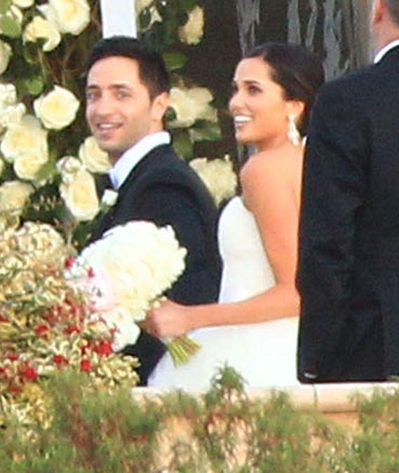 Ryan Braun And Larisa Fraser Wedding