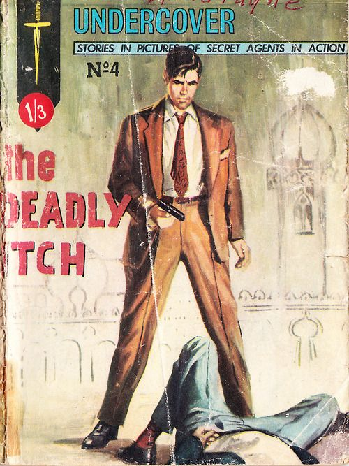 The Deadly Itch 1964