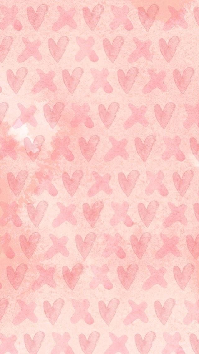Victoria Secret Pink Coral Pink Blush Xoxo Wallpaper Iphone Background Victoria Secret Wallpaper Pink Wallpaper Victoria Secret