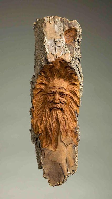 Google wood carving