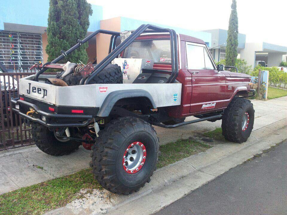 Jeep J10 Jeep Truck Jeep Pickup Old Jeep