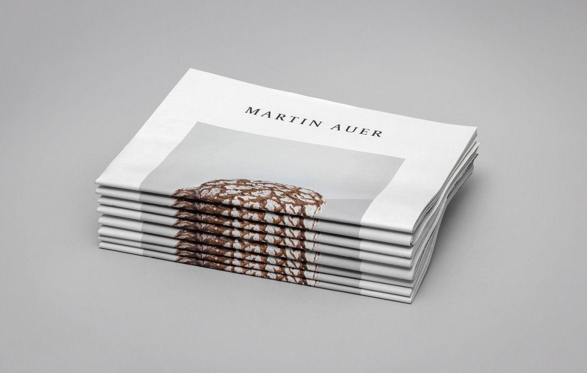 Martin auer magazin publishing on behance graphic