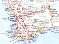South West Australia Map.Image Result For Map Of South West Wa Maps Western