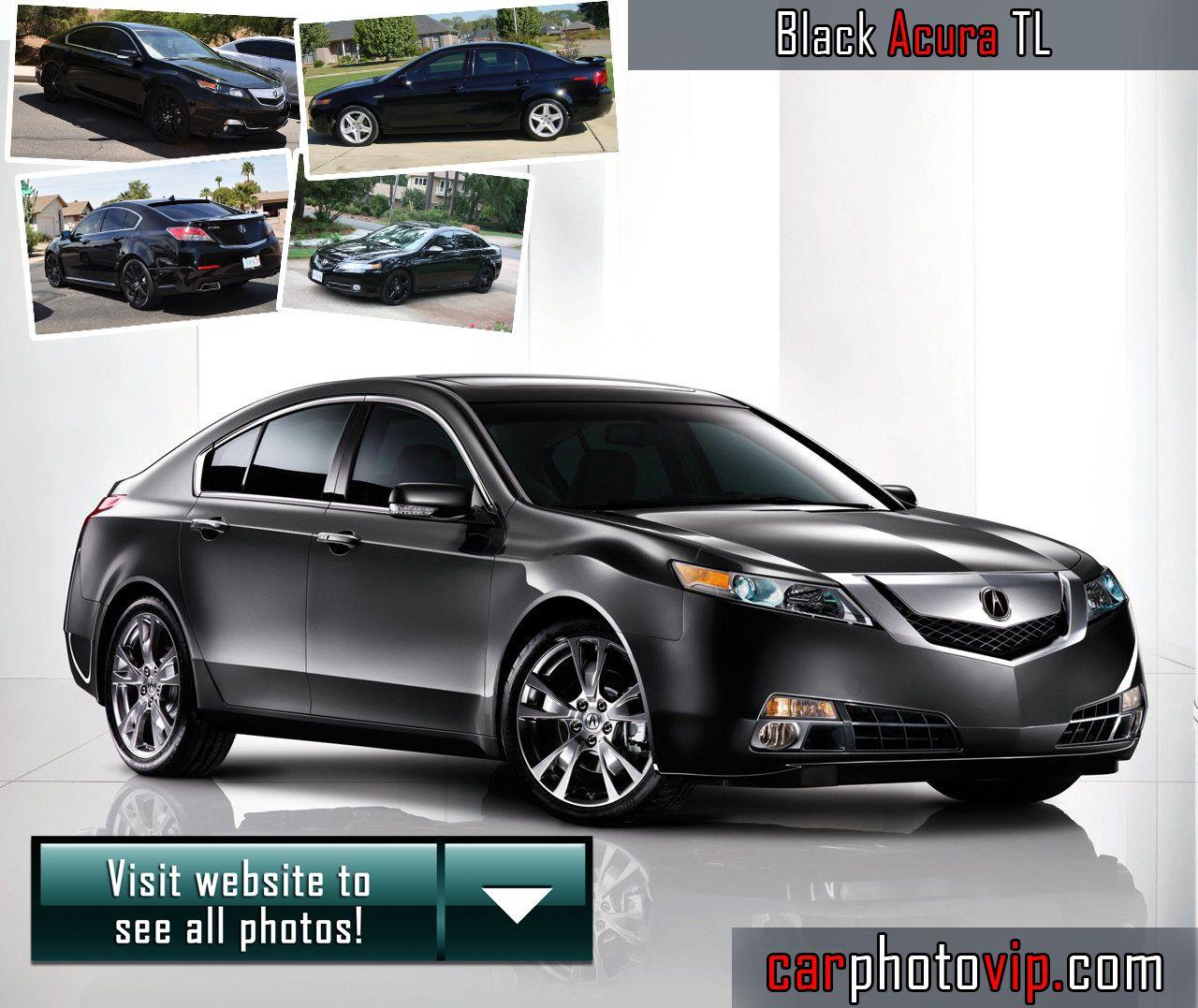 Acura Tl, Sedans