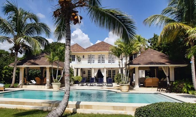 Oscar De La Renta Home oscar de la renta's home in the dominican republic   top 9 fashion