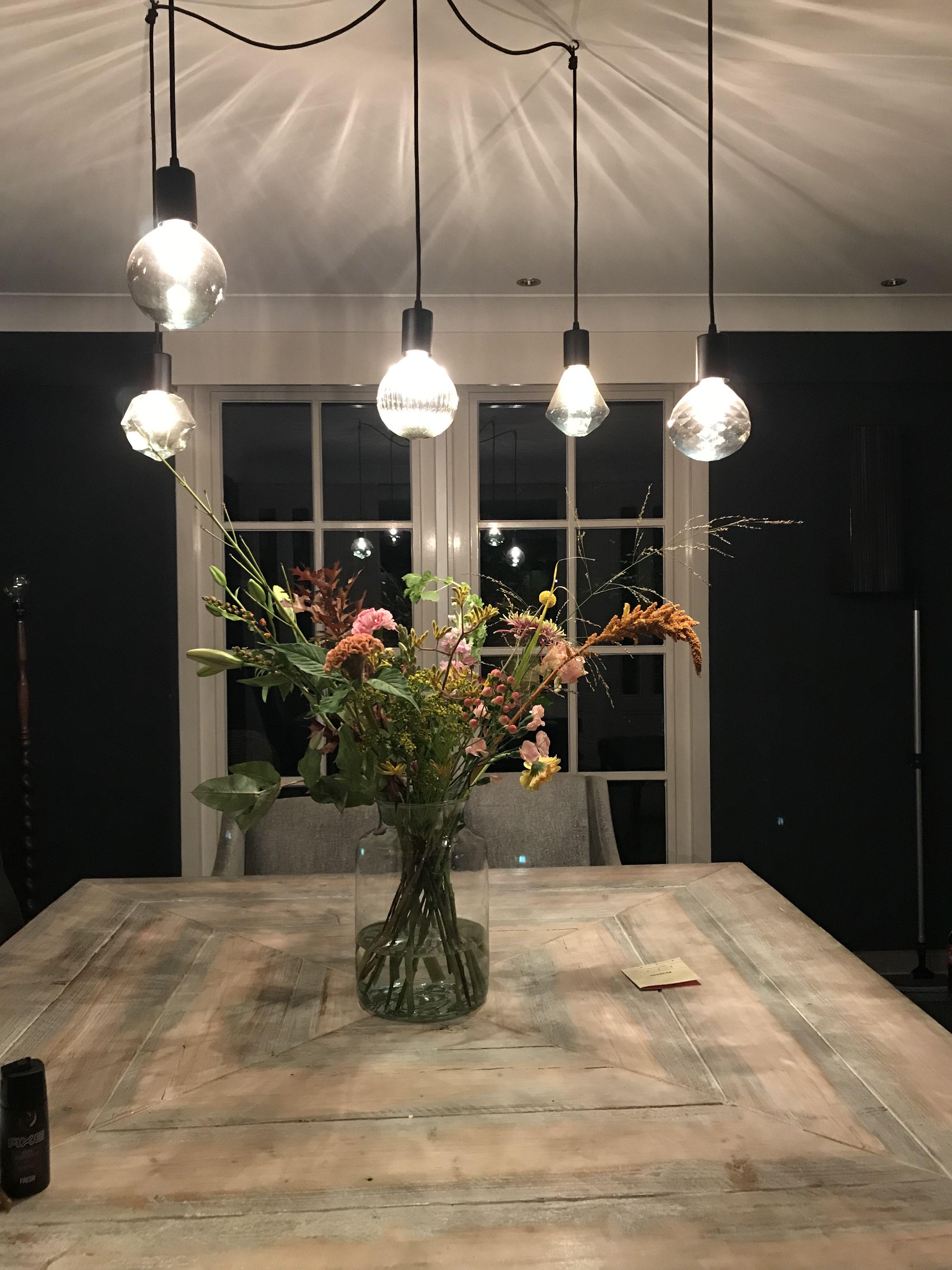 Yinka Antique Glass Pendant Lights Chandelier Ceiling Fixture IL