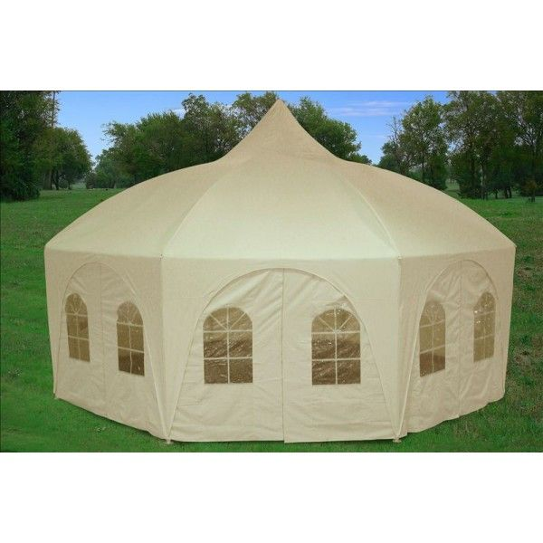 50% OFF-20u0027 X 20u0027 Octagonal Party Tent | Large Event Tents  sc 1 st  Pinterest & 50% OFF-20u0027 X 20u0027 Octagonal Party Tent | Large Event Tents for ...