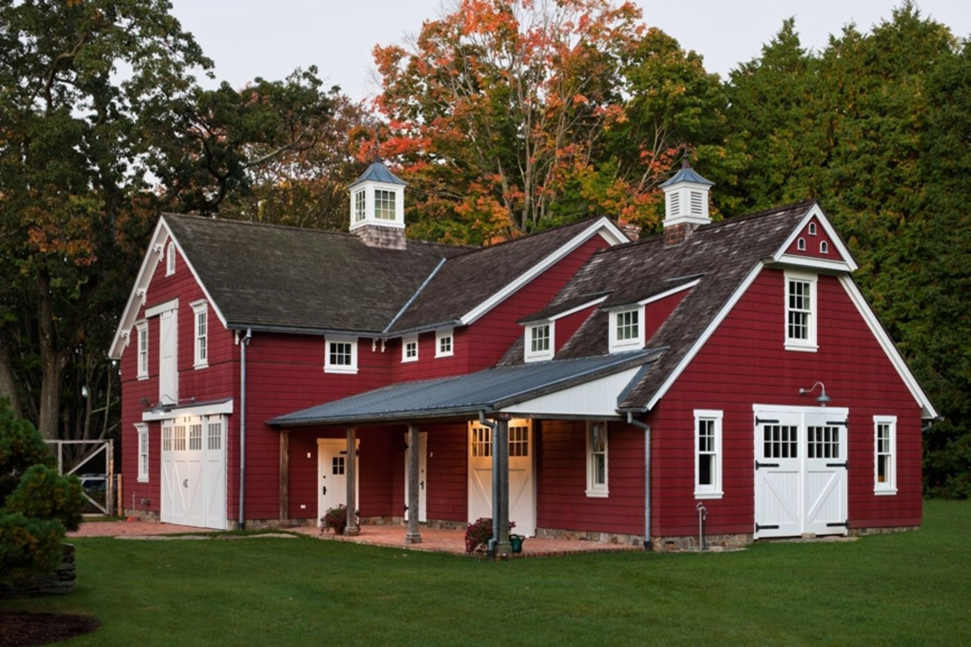 Traditional New England Stable/Carriage House Fairfield