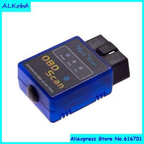 ALKOBD Vgate ELM327 Bluetooth Scan Tool OBD2 for TORQUE