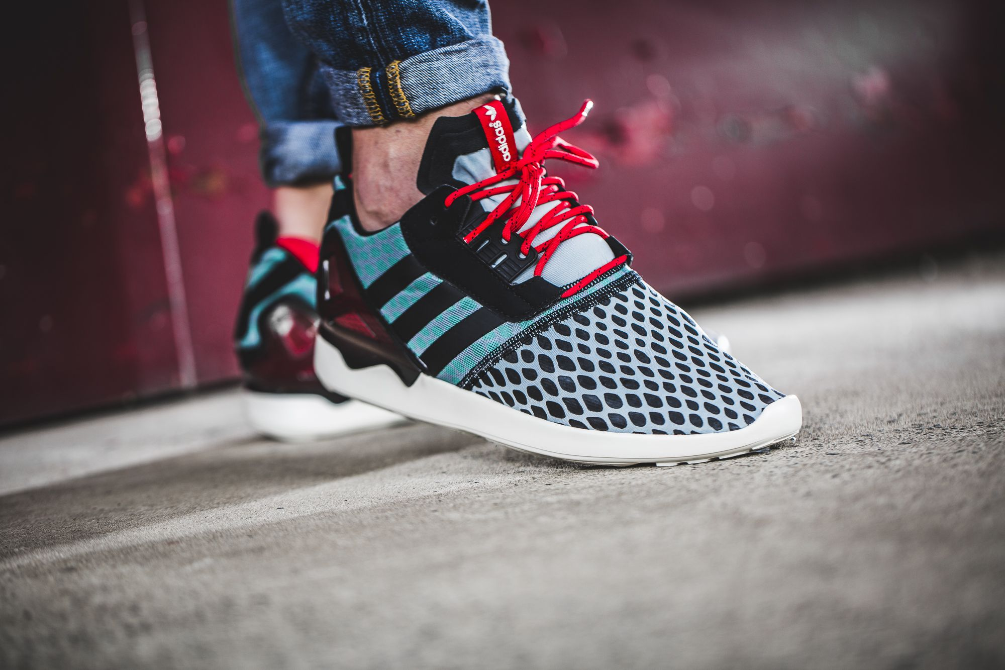 pretty nice 4113c 3263c The adidas Originals ZX 8000 Boost is available at our shop now! EU 41 13  - 46 23  130,-€