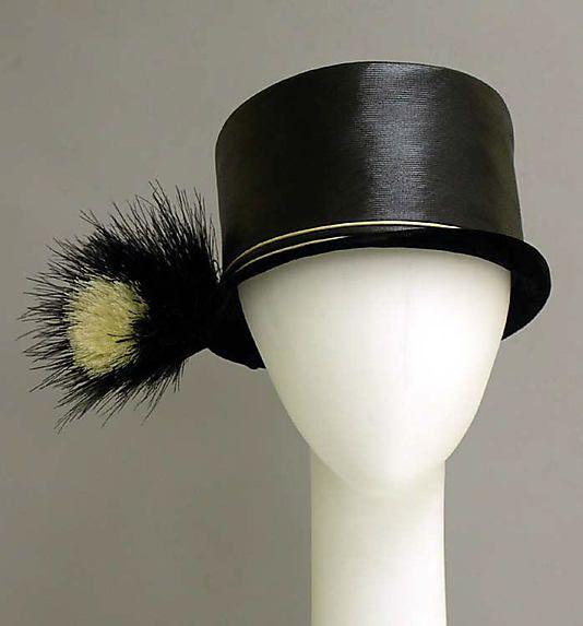 Maison Lewis Hat French The Metropolitan Museum Of Art Art Deco Hats Hats Vintage Vintage Millinery