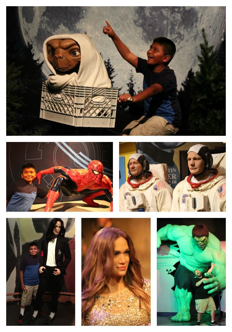 Madame Tussauds Review + 15% off!