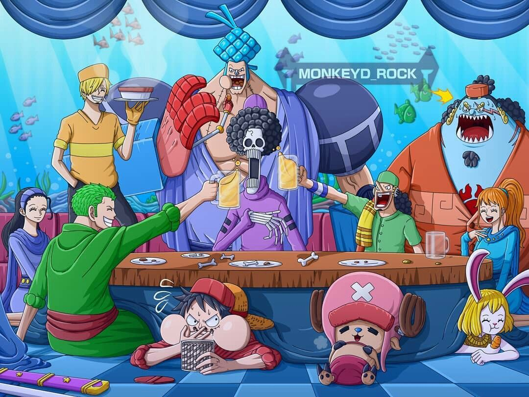 Pin na One Piece