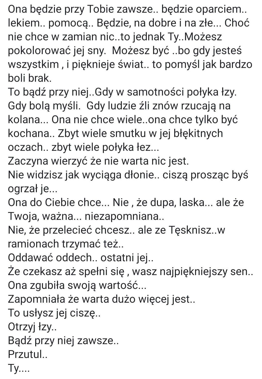 Pin By Oliwia On Piekne Mysli I Slowa Poems Pray My Love