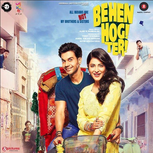 Behen Hogi Teri Bollywood Movie 2017 Mp3 Songs Downlod Full Movies Download Download Movies Full Movies Free
