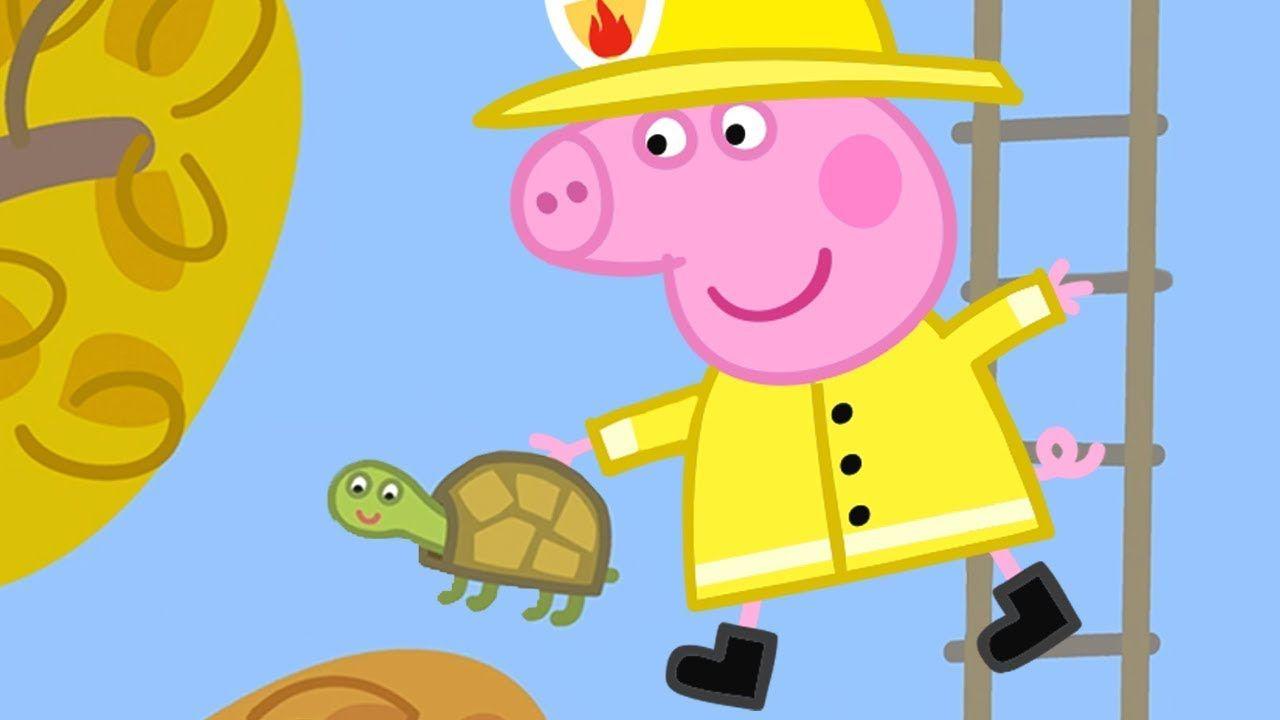 peppa pig english episodes  peppa pig saves mr tiddles