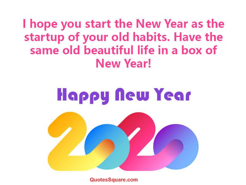 Hilarious New Year 2020 Jokes Funny Quotes Happy New Year Calligraphy Funny New Year Images Happy New Year Cards