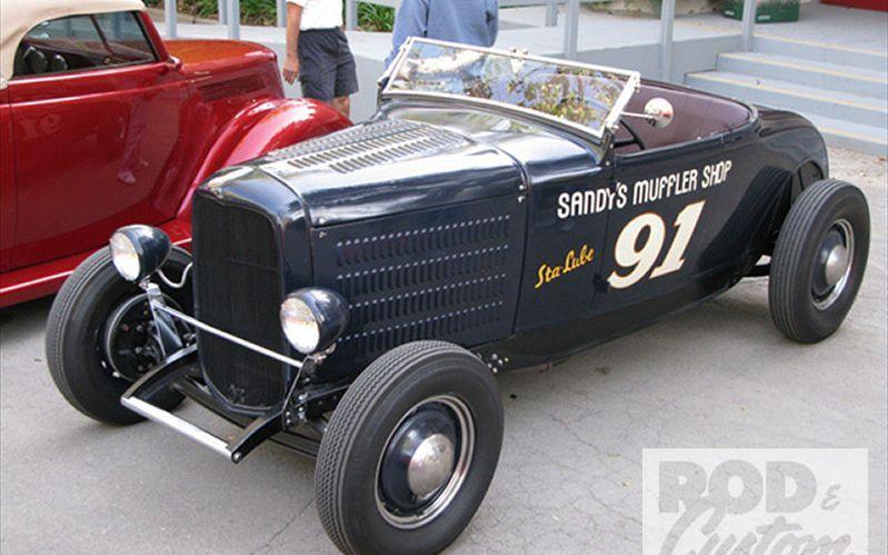 33++ Old roadster Wallpaper