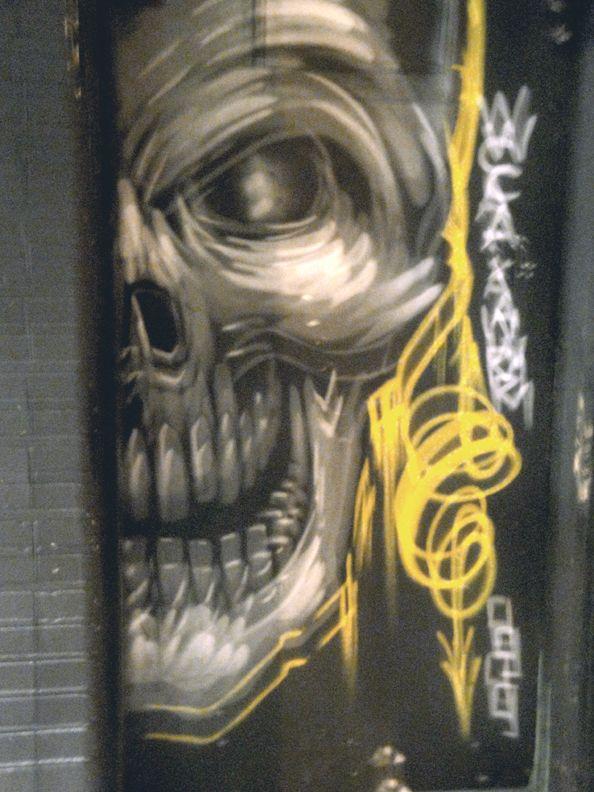 skull : sf