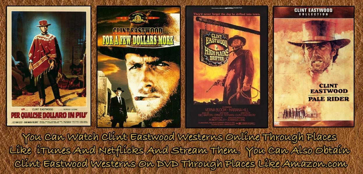Clint Eastwood Creator  TV Tropes
