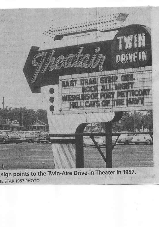 Twin Aire Drive in