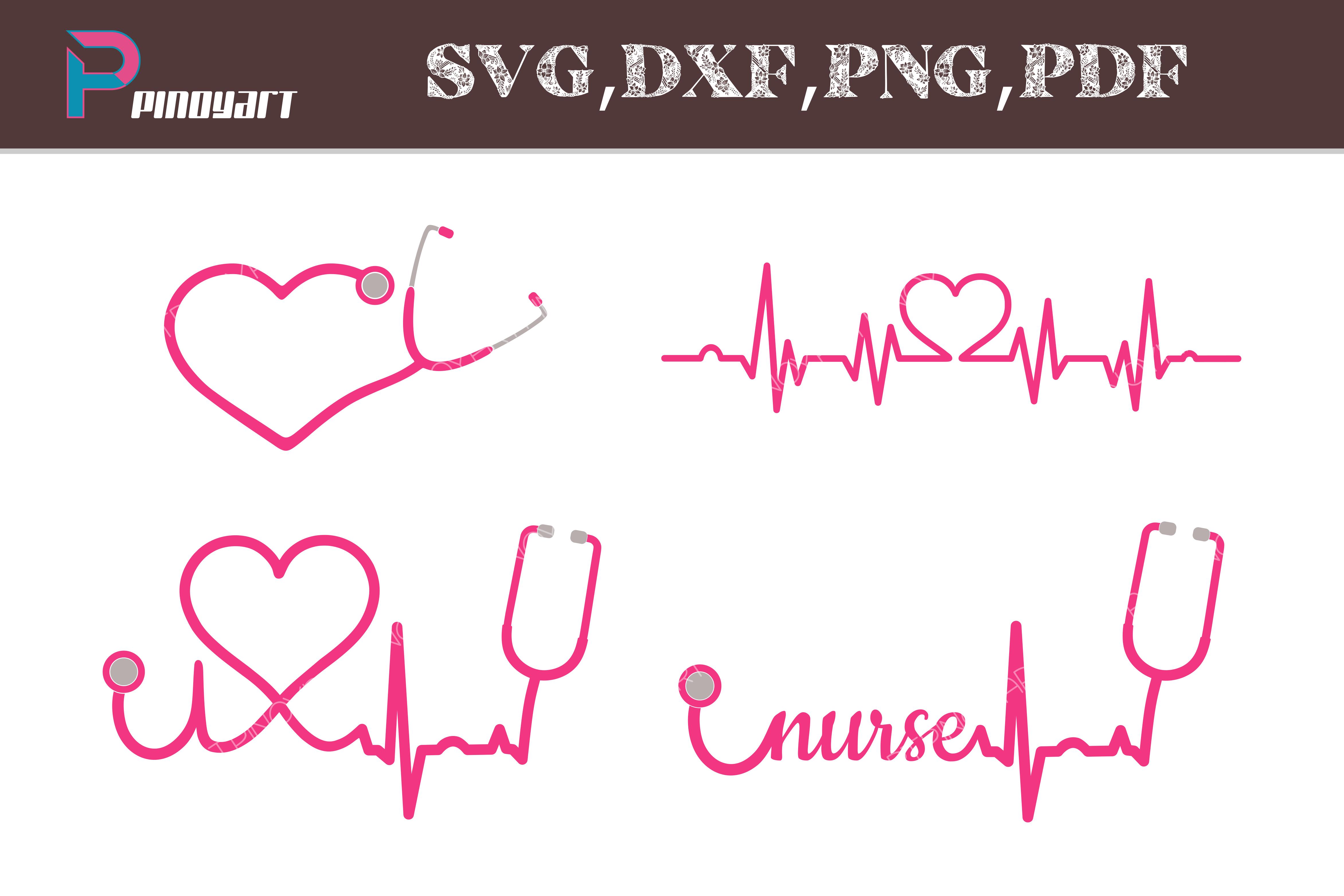 4 Nurse SVG Nurse clip art, Nurse drawing, Medical symbols