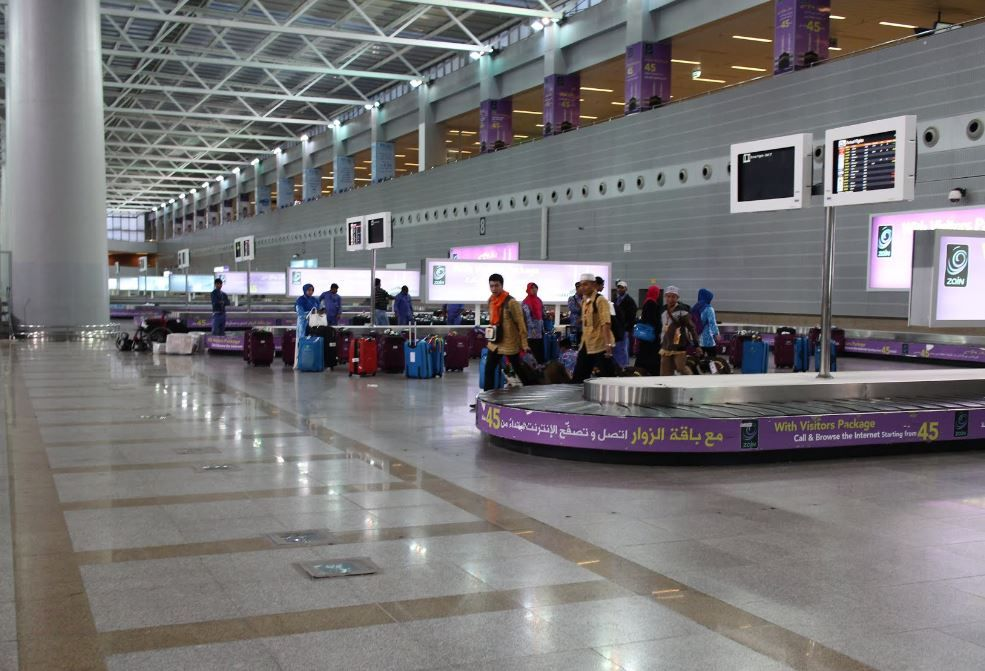 Pin On Jeddah Saudi Arabia Airport Baggage Auctions