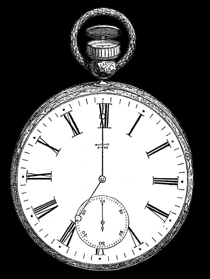 Free Vintage Digital Stamp Old Pocket Watch Png 669 888 Clip Art Vintage Vintage Pocket Watch Pocket Watch Drawing