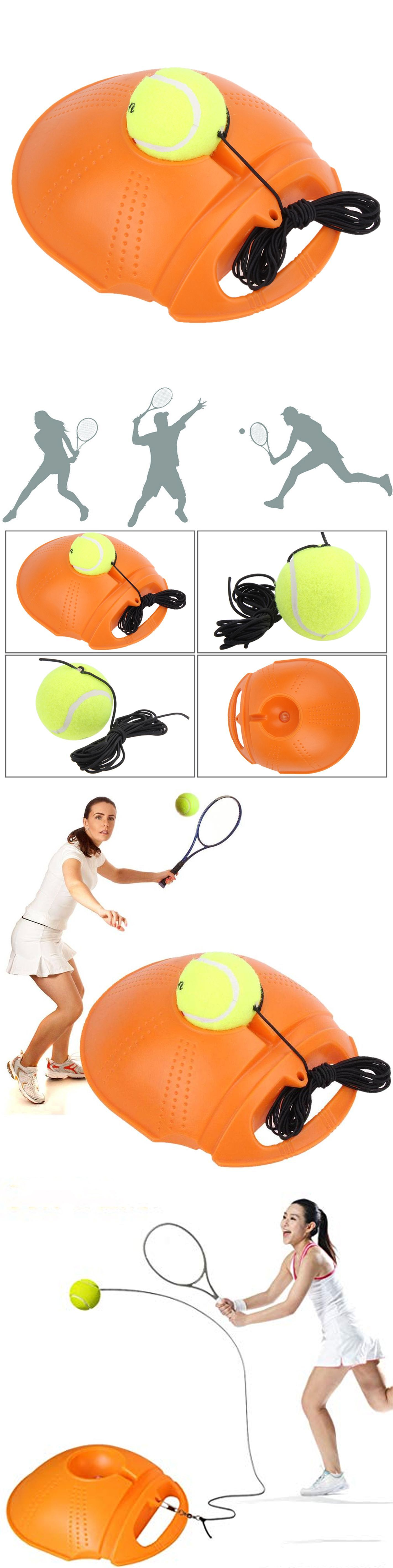 Learn Tennis In Its Easiest Way As Never Before With Tennis Trainer Tool Self Learn Tennis Without Wasting Time I With Images Tennis Trainer Play Tennis Tennis Techniques